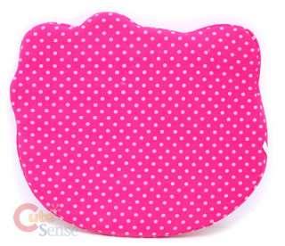 Sanrio Hello Kitty Chair Cushion Pink Dots Car Accesories 2