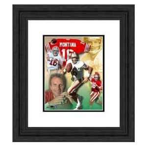 Joe Montana San Francisco 49ers Photograph Sports