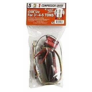 Compressor Saver CSR U1 Hard Start Capacitor: Home