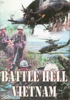 Battle Hell Vietnam DVD