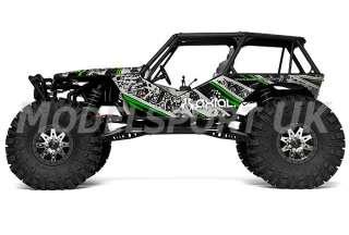 Axial Wraith RTR Rock Crawler Combo