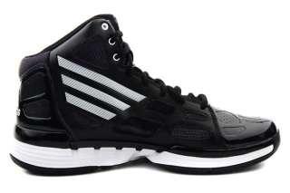 ADIDAS adiZero Ghost Mens Basketball Shoes {Black}