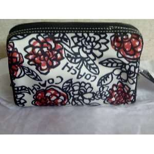 Coach Floral Graffiti Cosmetic Bag New with Tags Beauty