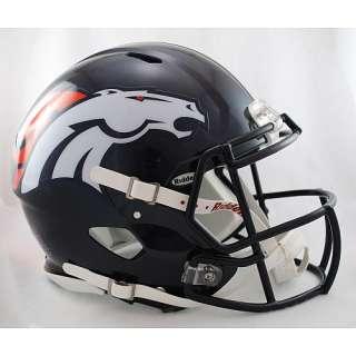 Denver Broncos Helmets Riddell Denver Broncos Revolution Speed Helmets