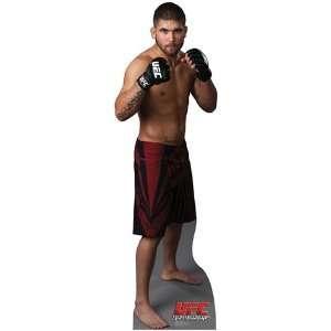 Jeremy Stephens   UFC   Lifesize Cardboard Cutout Toys