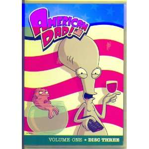 American Dad!  Volume One  Disc Three: Everything Else