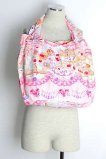 SWEET SELECTION DOLLY punk gothic Lolita HAND BAG Pink