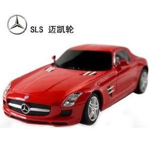 1/24 Scale Radio Remote Control Model Car Mercedes Benz