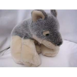 Wolf Wildlife 12 Plush Toy Collectible