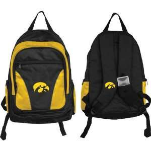 Logo Chair Iowa Hawkeyes NCAA 2 Strap Backpack: Everything
