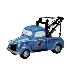 Lemax Christmas Village Collection Tow Truck Table Piece