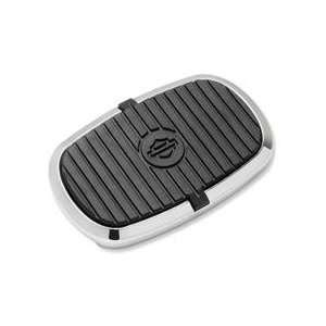 H D Crested Bar & Shield Brake Pedal Pad Large 42700 05