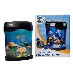Discovery Kids 1641533 Jelly Fish Lamp Toys & Games