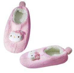 Hello Kitty Hausschuhe Mascot rosa Gr. 34 36 #3