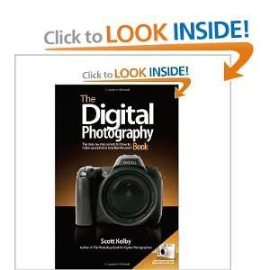 The Digital Photography Book [Paperback] SCOTT KELBY