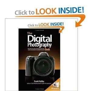 The Digital Photography Book [Paperback] SCOTT KELBY