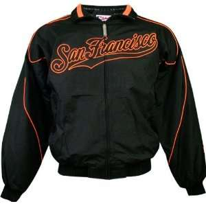 San Francisco Giants Youth Elevation Premier Jacket