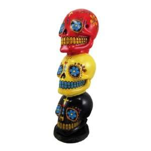 Day of the Dead Incense Tower Sugar Skulls