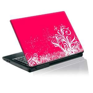 19 inch Taylorhe laptop skin protective decal beautiful pink photoshop