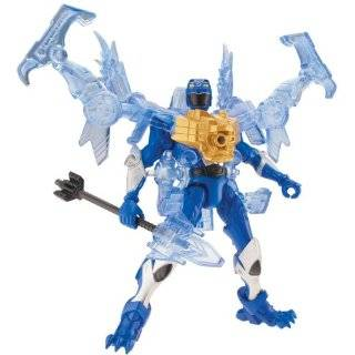 Power Ranger RPM 5 Guardian Figures Auxiliary Trax Eagle