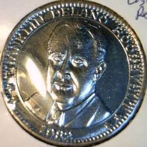 Roosevelt Commemorative Double Eagle Reverse Medal   Token   Coin