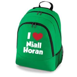 Love Niall Horan One Direction Bag School Backpack