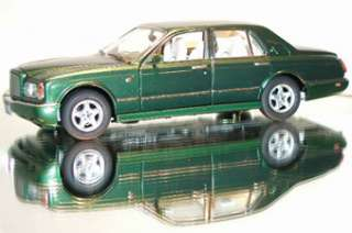 Franklin Mint 1998 Bentley Arnage   124   Mint in the Box   XP73