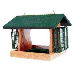 Premier Feeder With Suet Cages Bird Feeder GGPRO2