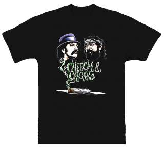 Cheech And Chong Drugs Weed Smoking T Shirt
