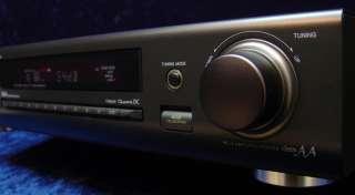 Tuner TECHNICS ST GT550 RDS AM/FM Stereo Class AA ST GT 550 EGK