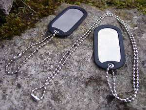 US ERKENNUNGSMARKE Hundemarke DOG TAG TAGS US Army Navy