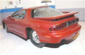 18 scale custom pro street 96 Firebird
