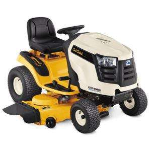 Cub Cadet LXT1050 50 in. 24 HP Twin Kohler Courage Hydrostatic Riding