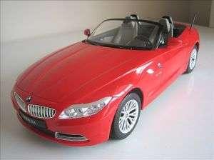 Official Authorized BMW Z4 112 Radio Control Car (RED)
