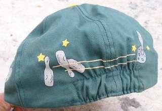 FLINTSTONE Water Buffalo Lodge BOWLING TEAM BASEBALL CAP Hat