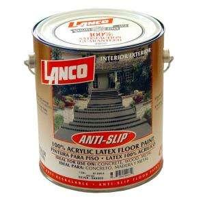 Flat Anti Slip Acrylic Latex Floor Paint SF290 4