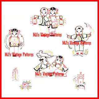 Cloth Doll Patterns - ClothDollPatterns.com Main Pattern Page