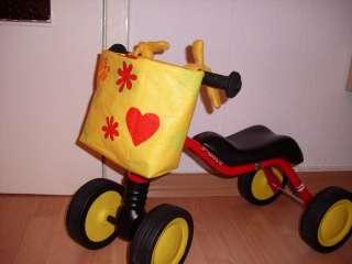 Tolle Lenker Tasche für Puky Roller, Laufrad und Co. ***Unikate** in