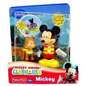 Disney   Fisher Price   Mouse Clubhouse / Micky Maus Wunderhaus   2