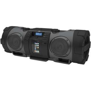 CD / Player, UKW Tuner, 40 Watt, Apple iPod Dock, USB 2.0) schwarz