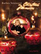 Barbra Streisand   Christmas Memories Sheet Music Book