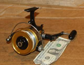 SS Fish,Fishing Reel,Spin,Spinning,Large Size,Fresh,Salt Water