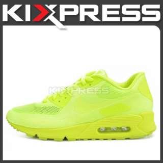 Nike Air Max 90 HYP PRM [454446 700] Hyperfuse Premium Volt Glow