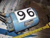 ITT PNEUMOTIVE VACUUM PUMP MODEL 4V0014MU2