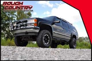 92 98 Chevy/GMC Yukon/Tahoe 1500 4x4 Suspension Lift Kit