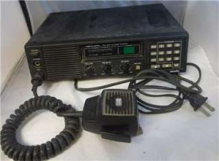40 Channel CB Radio Realistic Navaho TRC 434 Base Station Mobil TRC434