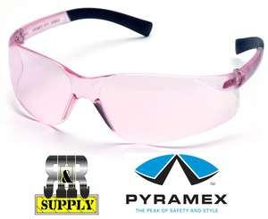 PYRAMEX MINI ZTEK PINK LENS SMALL SAFETY GLASSES 814992003877