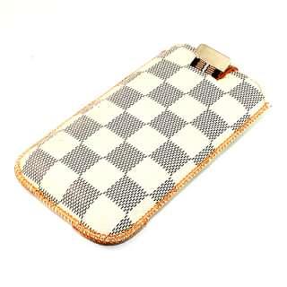 Luxus Handy Leder Tasche Samsung I9100 Galaxy S2 S 2 II Style Case