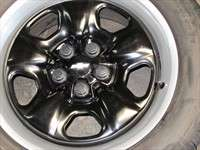 2010 Chevy Camaro Factory 18 Steel Wheels Caps OEM 67653 92197458