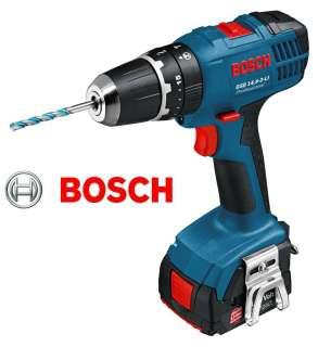 BOSCH 18V COMBI DRILL   GSB 18 2 LI 18V LI ION 2.6Ah BATTERY   3 YR